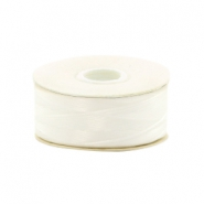 Nymo Wire 0.3mm Beadalon White