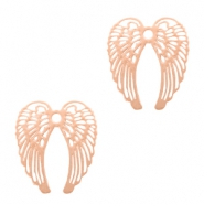 Anhänger Bohemian Angel Wings Rosegold