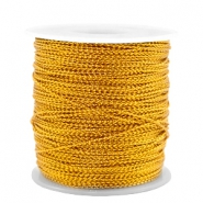 Trendy Kordel Metal Style Wire 0.5mm Honey gold