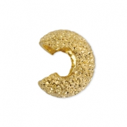 Quetsch-Kaschierperlen Sparkle Beadalon 5mm Gold