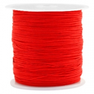 Band Macramé 0.5mm Candy red