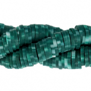 Perlen Katsuki 6mm Dark teal green