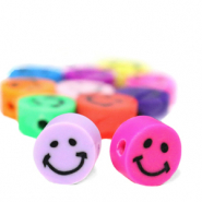 Perlen Katsuki Smiley Multicolour