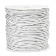 Band Macramé 1.5mm Moonbeam grey