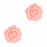 Perlen Rosen 10mm Bridal rose