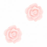 Perlen Rosen 10mm Peachskin rose