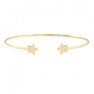 Armband Sterne Gold