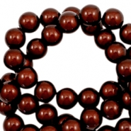 3D Miracle Perlen 8mm Dark brown