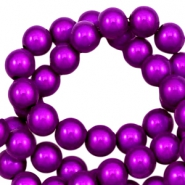 3D Miracle Perlen 4mm Purple