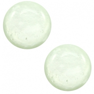 20 mm classic Super Polaris Cabochon Mosso shiny Relaxing green
